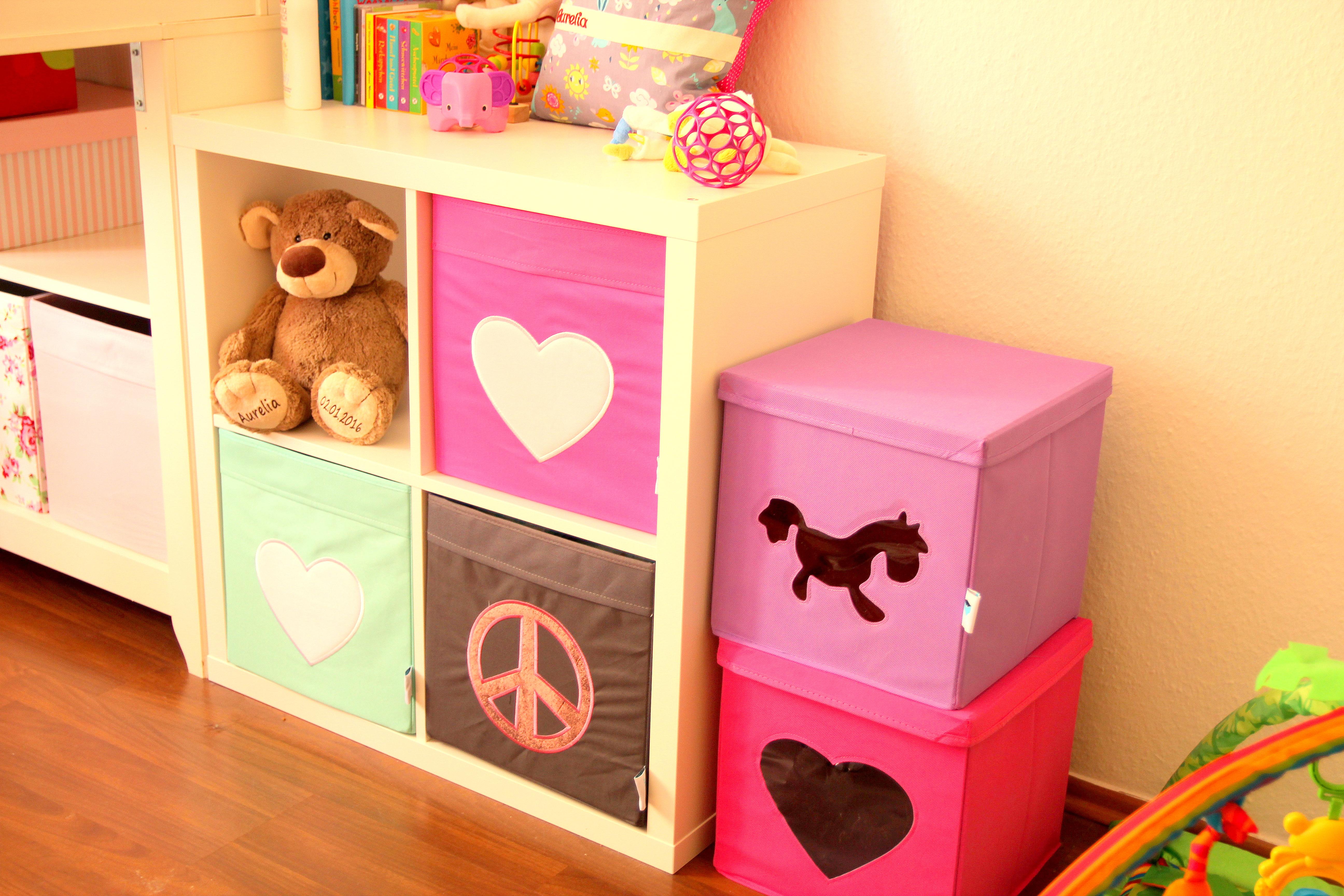 Store it – unsere neuen Spielzeugboxen