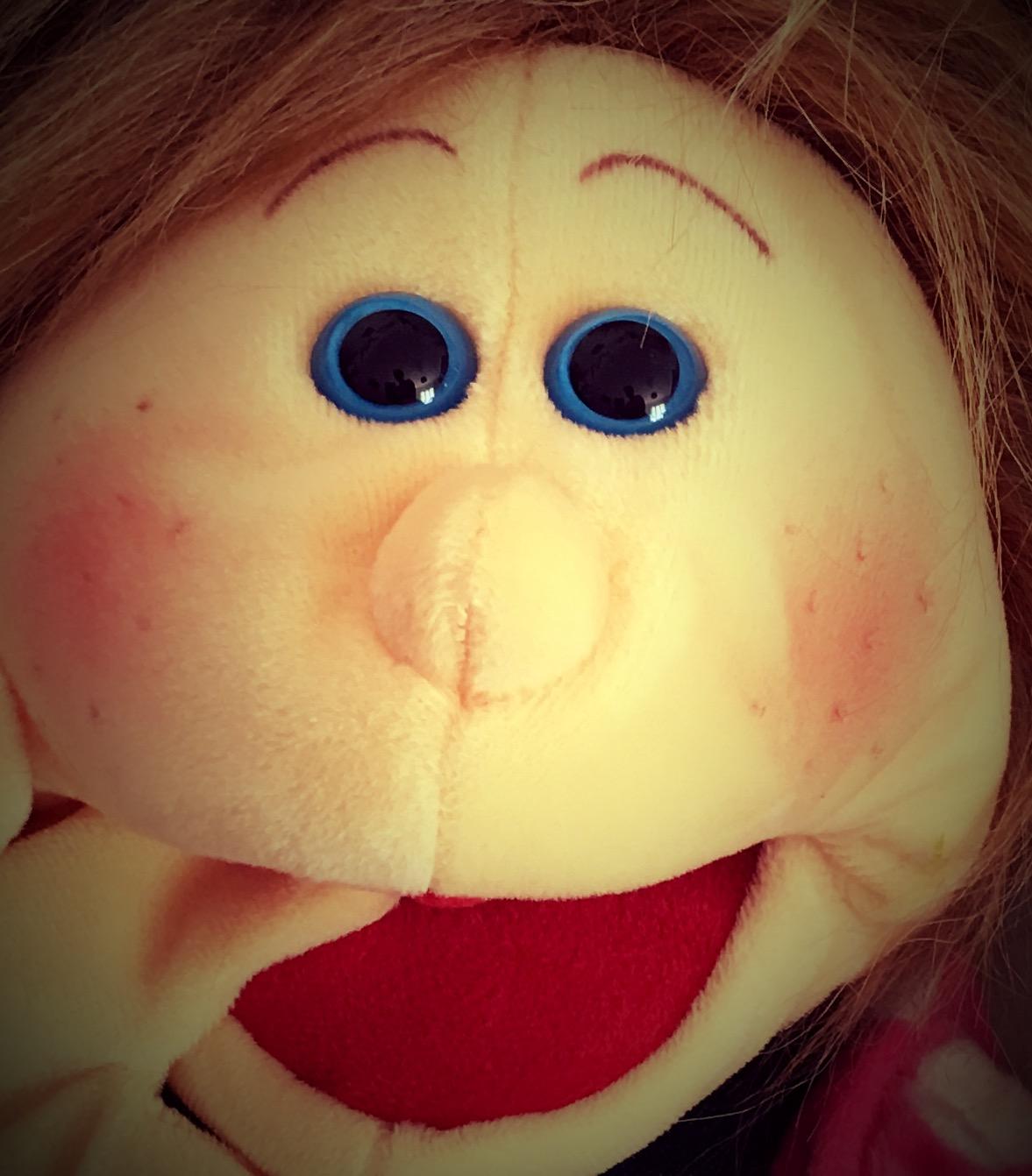 Darf ich vorstellen: Ilselotte Keksberg von Living Puppets