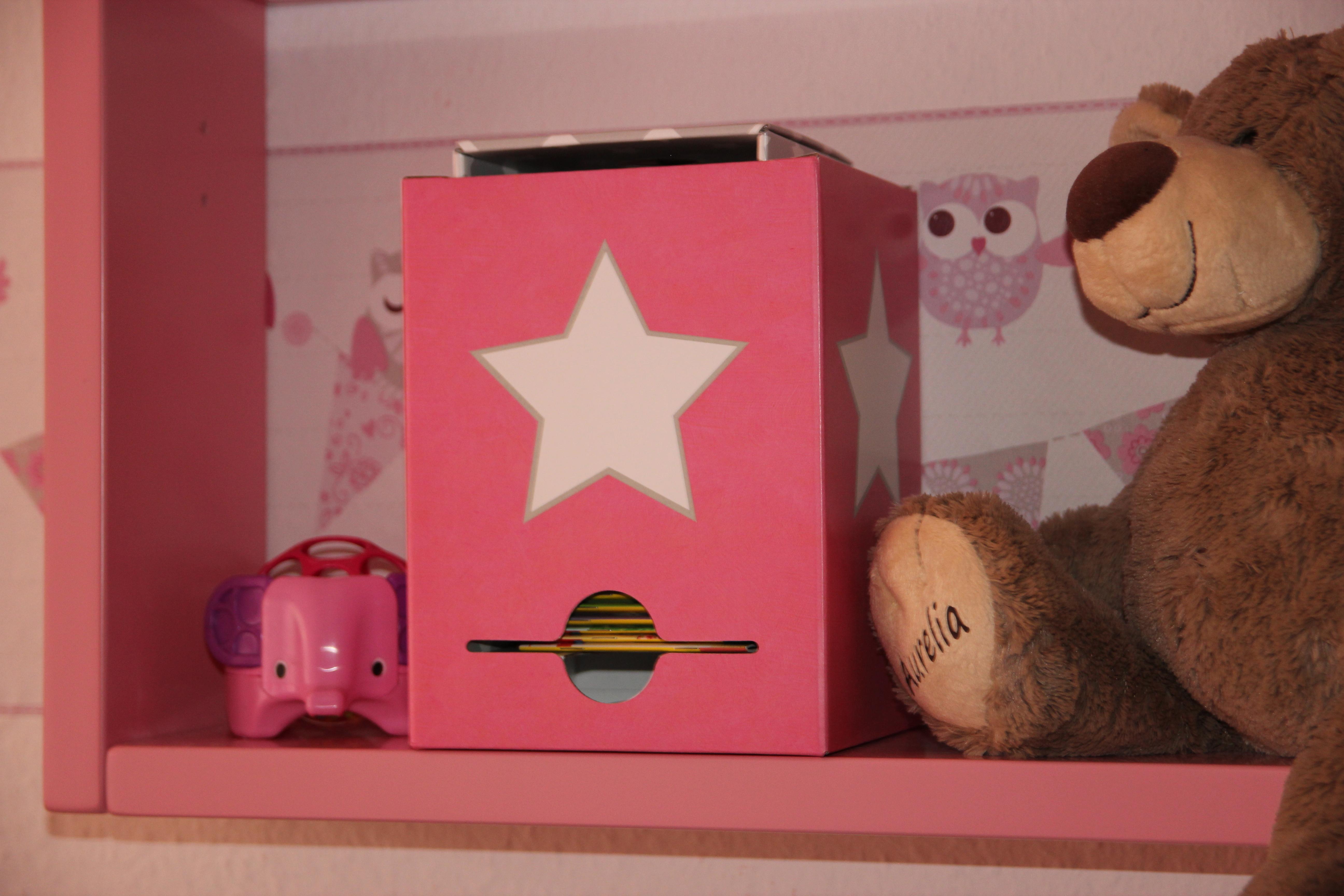 Eine Box für Pixi Bücher