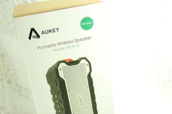 Bluetooth Boxen mit wums von Aukey