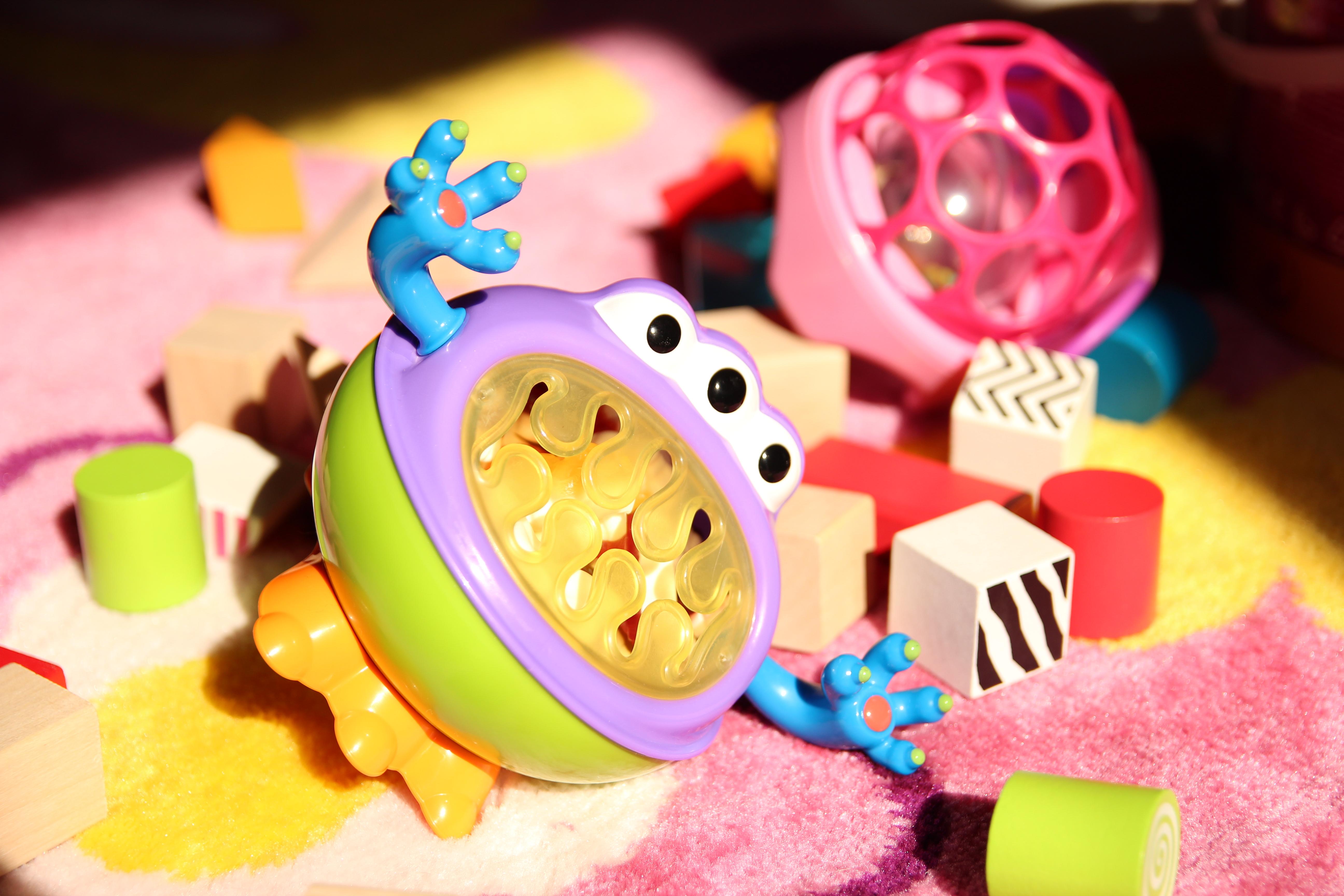 Das kleine Snack Monster von Nuby mit GEWINNSPIEL