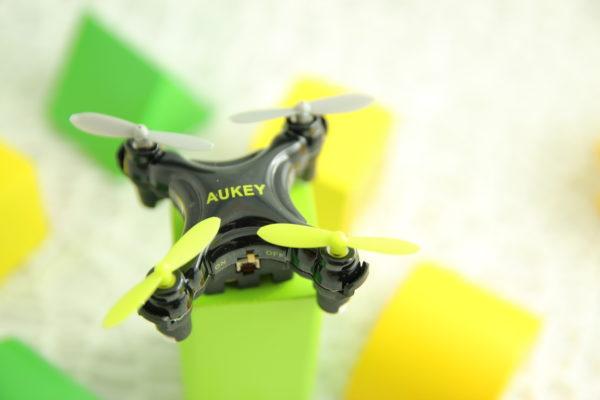 Meine kleine mini-Drohne