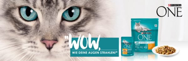Purina One WOW Kampagne