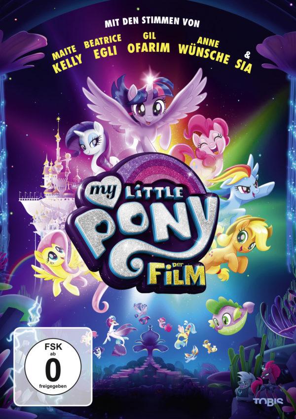 My little Pony jetzt auf DVD und Blu-ray + Gewinnspiel