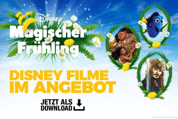 Disney© Oster-Aktion